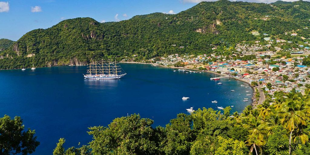 The Best of St. Lucia Vieux Fort, Gros Islet Quarter