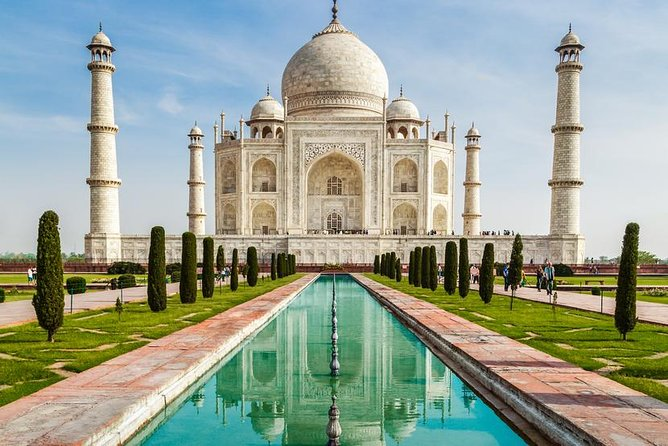 India's Golden Triangle with Dubai